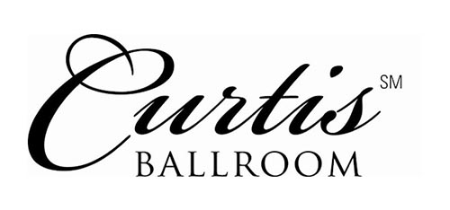 The Curtis Ballroom logo