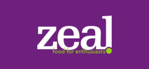Zeal Food logo